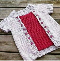 We have compiled 100 crochet baby vest pattern samples. See all of 40 crochet baby vest patterns. Browse lots of Free Crochet Patterns. Crochet Vest Pattern, Afghan Crochet Patterns, Knit Baby Dress, Baby Cardigan, Free Crochet, Knit Crochet, Moda Emo, Crochet Baby Booties, Knitted Baby