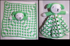 Baby Security Blanket by HazelCrochet on Etsy Baby Security Blanket, Crochet Hats, Etsy