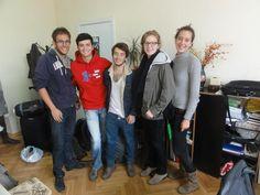 Etudiants de l'IUT de Lyon 1, octobre 2012