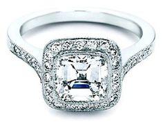 Tiffany's Legacy Ring