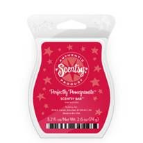 Perfectly Pomegranate – Dark and luscious pomegranate with an appealing berry finale; this is unforgettable.