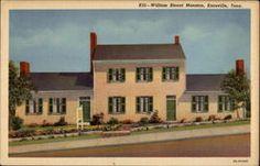 William Blount Mansion