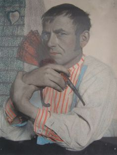 Gert Heinrich Wollheim, This is the bad uncle Dix, 1923