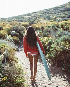 Lex Weinstein @walulife #surfgirl