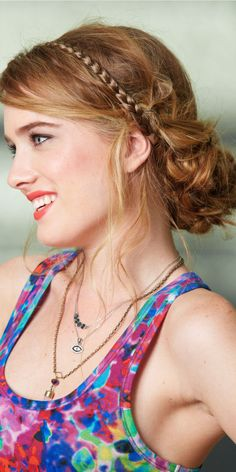 7 Super-Cute Spring Hairstyles To Rock Now
