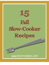 Poofy Cheeks: 15 Winter Go-To Crock Pot Recipes