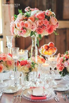 These wedding ideas are packed with full-on glamour and luxury details that are perfectly dramatic for your dream reception! There are lovely purple wedding ideas, pink and peach ideas, and pretty fall wedding ideasto set the mood for this new level of luxury. Get ready to be wowed by beautifully alluring wedding ideas that were […]