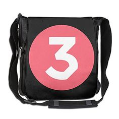 Chance The Rapper 3 Logo Mens And Womens Sackpack Single Shoulder Crossbody Bag For Sport >>> You can get more details by clicking on the image.(This is an Amazon affiliate link and I receive a commission for the sales)