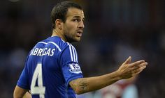 Cesc Fabregas still can't believe he's a Chelsea player