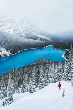 Peyton Lake, Canada (Uploaded by Jason Lewis)