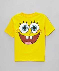 T-shirt, Maglie E Camicie T-shirt Spongebob Bambino Bambina Maglietta Maglia Squarepants Cartoon Moda To Make One Feel At Ease And Energetic