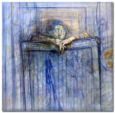 Margaret Woodward - Artist at the Gate