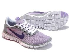 opp Nike Free 3.0 På Salg Grå Hvit Joggesko 379.01kr