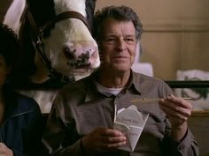 Dr. Walter Bishop from Fringe. One of the best TV characters of all time, in my humble opinion.