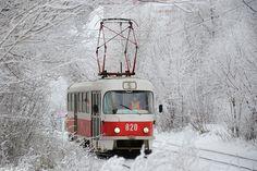 Samara largest city in Russia) Rail Transport, Public Transport, Prague Winter, Prague Travel, Destinations, Scary Places, Light Rail, Amazing Buildings, Medieval Town