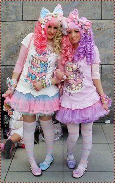 Candy Girls Cosplay by MetalQueen94