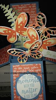 Creative Blessings by Missy: Pop Up Box Card