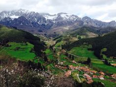 Valle de Camaleño, Cantabria Mountains, Nature, Travel, Naturaleza, Viajes, Traveling, Natural, Tourism, Scenery