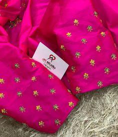 Blouse Designs Catalogue, Kids Blouse Designs, Hand Work Blouse Design, Simple Blouse Designs, Stylish Blouse Design, Blouse Neck Designs, Kalamkari Blouse Designs, Saree Jacket Designs, Traditional Blouse Designs