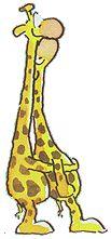 Plaatjes Olaf Giraf