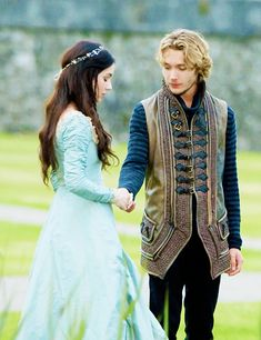 reign episode 2 snakes in the garden-francis and mary