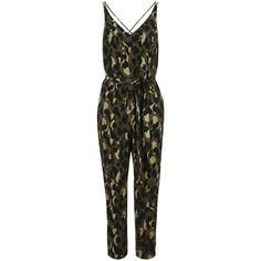 c72ea3375ec Online mall with big   tall clothing items from tall brands. Petite JumpsuitPrinted  JumpsuitCamouflage JumpsuitTopshop ...