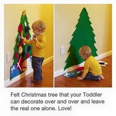 Doing it this year. Live in an apartment. I might just do this for our tree instead of getting a real/fake one.