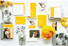 Custom Photo Wedding Suite: Sunflower