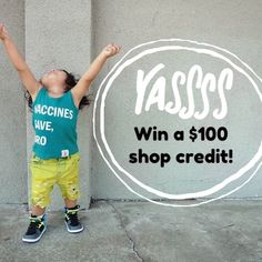 Enter to WIN a $100 shop credit to Wire and Honey! And YOU get to choose how to enter. How cool is that?!