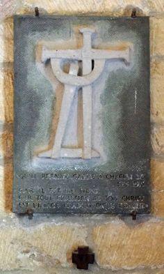 Zack, Léon, chemin de croix, station 6, 1941, casnac, blogspot