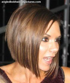 Alles über Victoria Beckham Hair Styles Victoria Beckham Bob Hairstyle Photos - Photos of Poshs Bob Elegant Hairstyles, Short Bob Hairstyles, Layered Haircuts, Bob Haircuts, Hairstyles 2018, Medium Hairstyles, Braided Hairstyles, Hair Day, New Hair
