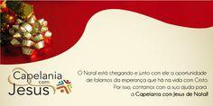Participe você também! #HoraLuterana