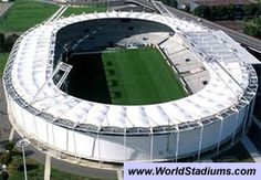 Stadium Municipal, Toulouse