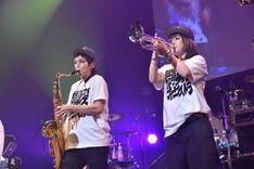 目黒パフィパラダイスオーケストラ(写真提供:Warner Music Japan)