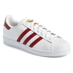 online store 0ceb8 cfc66 Mens Adidas superstar Foundation Sneaker (250 BRL) ❤ liked on Polyvore  featuring mens fashion, mens shoes, mens sneakers, mens retro sneakers,  ...