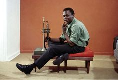 Miles Davis by Dennis Stock