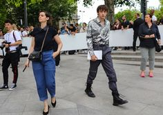 Phil Oh's Best Street Style Photos From the Spring 2020 Menswear Shows in Paris Mom Jeans, Street Style, Suits, Men, Fashion, Moda, Urban Style, Fashion Styles, Suit