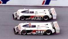 IMSA GTP - Toyotas Dominate
