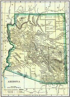 Arizona Genealogy - http://www.accessgenealogy.com/arizona-genealogy