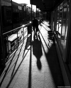 Looooong shadow ;) by Joanna Lemanska, via 500px