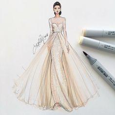 Картинка с тегом «art, dress, and draw»