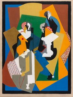 Expertises et ventes aux enchères de tableaux d'Albert Gleizes