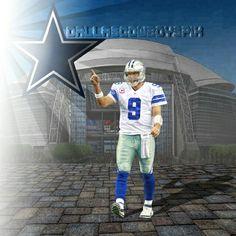 #TonyRomo @dallascowboys #OnlyOneNation #CowboysNation #RespectTheStar #ATTStadium #DallasCowboysPix