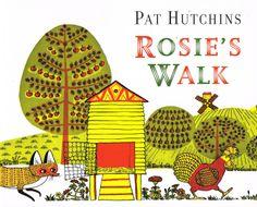 LITTLE GUERRILLA | Rosie's Walk by Pat Hutchins