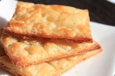 Gluten Free Puff Pastry - Crispy, melt-in-your-mouth layers of buttery pastry.