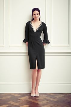 Jenny Packham Resort 2015 - Collection - Gallery - Look 1 - Style.com