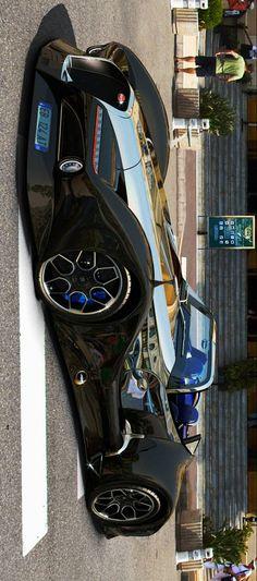 (°!°) Bugatti 12.4 Atlantique Coupe by Alan Gertsoni