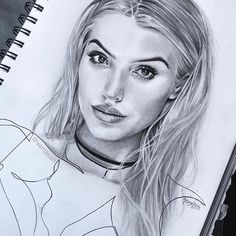 WANT A FEATURE ? ┏━━━━━━━━━━━━━━┓  CLICK LINK IN MY PROFILE !!!  ┗━━━━━━━━━━━━━━┛ •••••••••••••••••••••••••••• Tag → #LADYTEREZIE ••••••••••••••••••••••••••••  Repost from @vernasart •••••••••••••••••••••••••••• ・・・ Alissa Violet  somehow I just couldn't get the face  look alike (eyes are way too small and face is way too wide for example) and the reference photo was taken with a phone so there wasn't really any details on her face.. anyway I somehow really like the hair and overal...