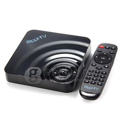 Rippl-TV UHD 4K TV Box, $10 off Discount Coupon from Geekbuying - Mobiles-Coupons