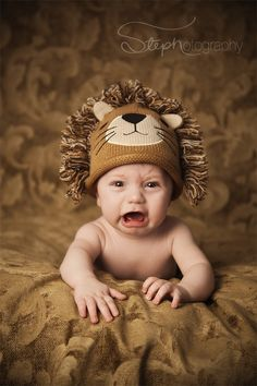 Kleiner Baby Löwe :) #Baby #Shooting #Photography #Newborn  http://www.sweetsy.com/5-year-resolutions-cute-babies/